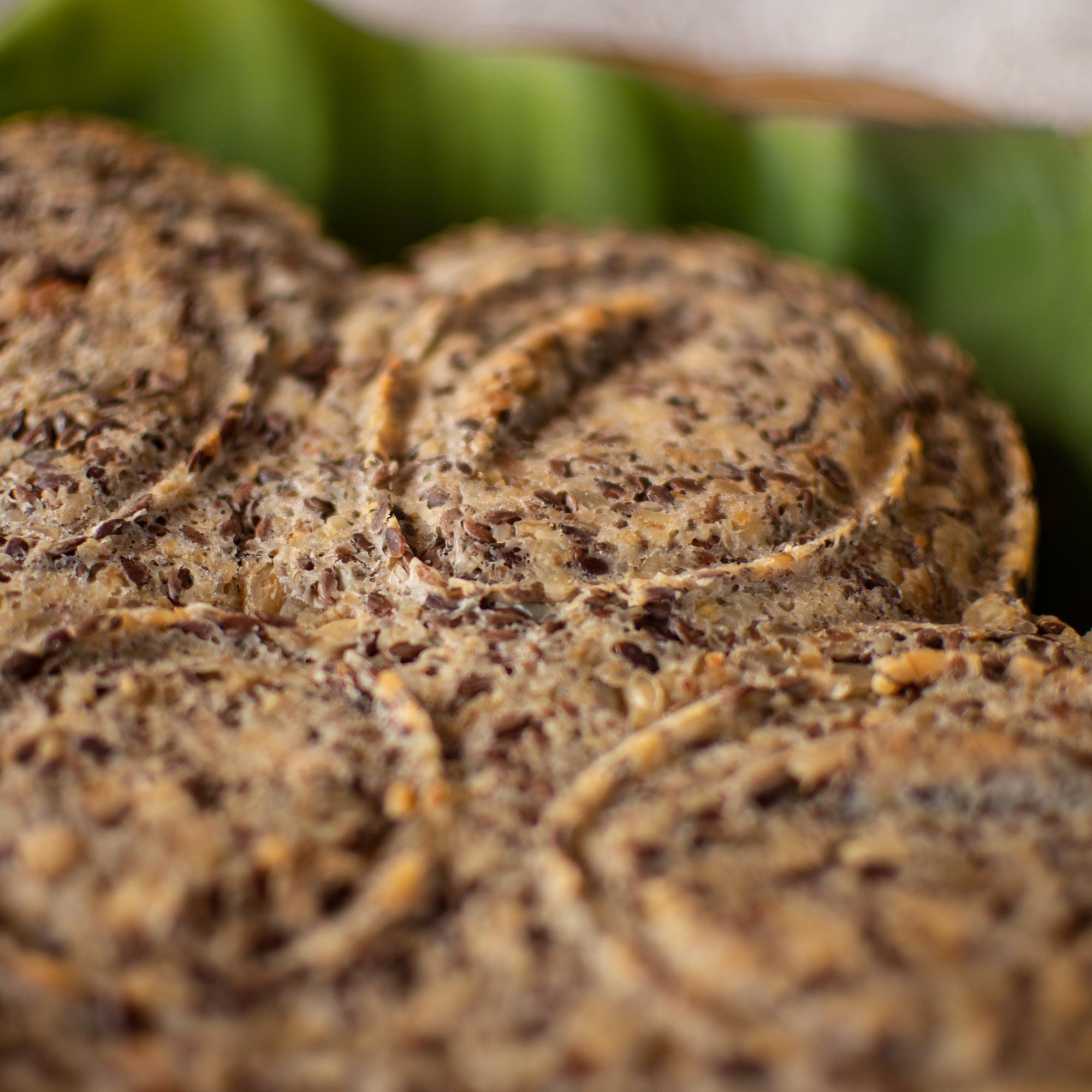 Farmfresh Vegetables: Hilde S Most Amazing Flour-Less Nut-Seed-Bread, 800g